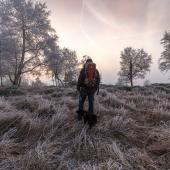 wintermorgen auf dem děčínský sněžník - mario kegel photokDE