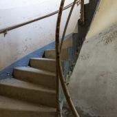 eine treppe lost place - mario kegel photokDE