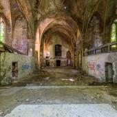 Verlassene alte Kirche - Lost Place - Mario Kegel - photokDE