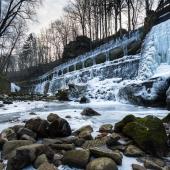 saechsische schweiz - winter im niezelgrund - mario kegel - photokDE